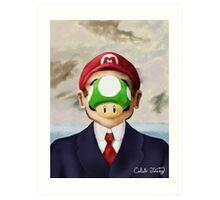 Son of Mario Art Print