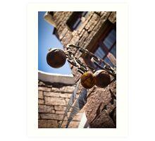 Quidditch Essentials Art Print