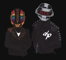 The PUNK side of DAFT by biacafe