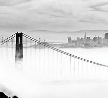 Golden Gate Bridge by Ian Thomas