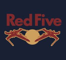 Red Five Kids Tee