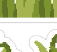 Jungle/Brush/Tall Grass for Teemo Sticker