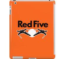 Red Five (Rebel Variant) iPad Case/Skin