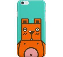 Box Bear iPhone Case/Skin