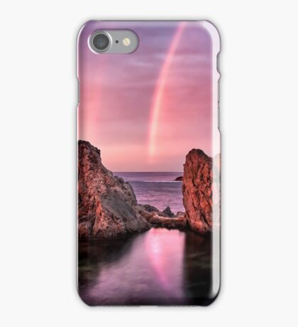D19 - Rainbow Sunset iPhone Case/Skin