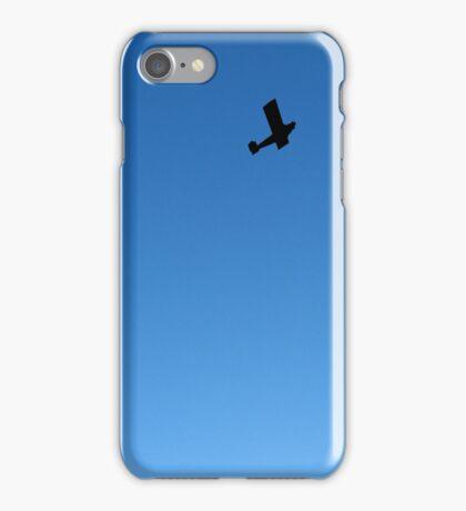 Flying Plane iPhone Case/Skin
