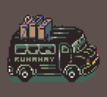 Runaway 5 (Tonzura Brothers) Bus - Earthbound Kids Clothes