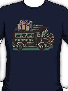 Runaway 5 (Tonzura Brothers) Bus - Earthbound T-Shirt