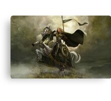 Lord of the Rings - Horsemen Canvas Print