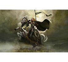 Lord of the Rings - Horsemen Photographic Print