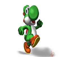 Run Yoshi by pineapplevodka