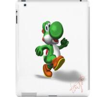 Run Yoshi iPad Case/Skin