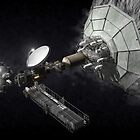 Asteroid Mining And Processing by BryanVersteeg