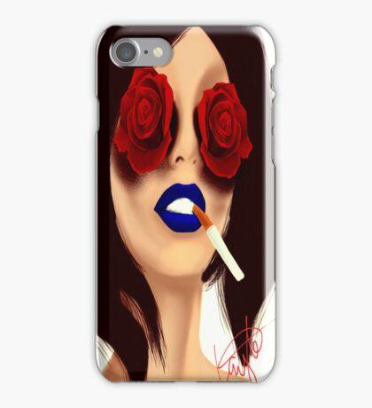 Cigarette? iPhone Case/Skin