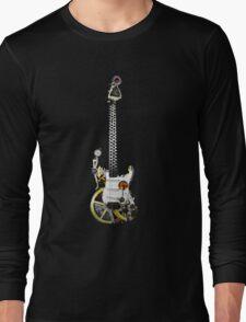 steam powered music Long Sleeve T-Shirt