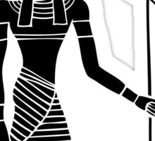 Egyptian God Ra Sticker