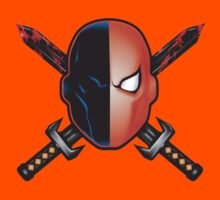 Deathstroke by CommonCasualty