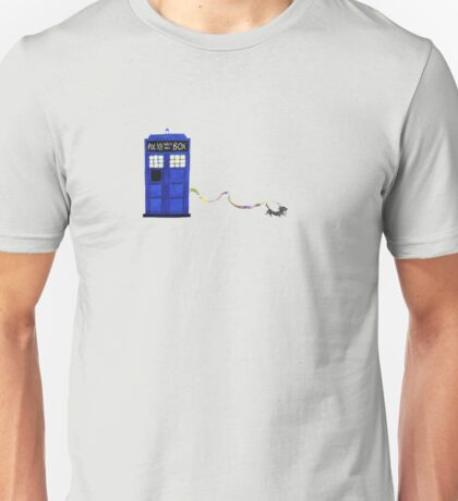 The Dachshunds Have the Phone Box Unisex T-Shirt