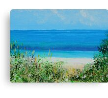 Taperoo Beach Canvas Print