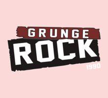 Grunge Rock Kids Tee