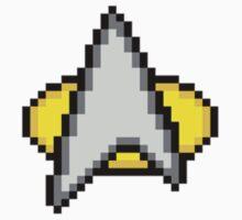 Star Trek Comm Badge Kids Clothes
