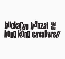 Buckaroo Banzai & the Hong Kong Cavaliers 2 by MastoDonald