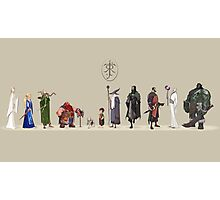 Lord of the Rings - Fellowship Photographic Print