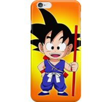Goku Kid iPhone Case/Skin