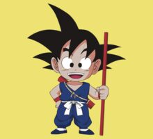 Goku Kid Kids Clothes