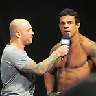 The Great Vitor Belfort! by pacapunch72