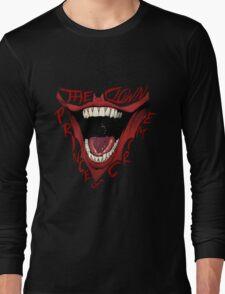 The Clown Prince of Crime - joker Long Sleeve T-Shirt