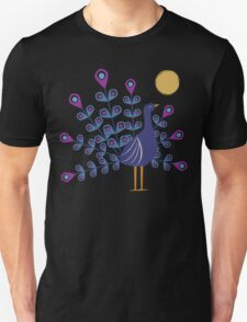 Gemmy Peacock Unisex T-Shirt