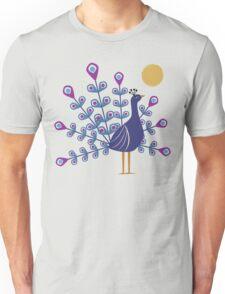 Gemmy Peacock Unisex T-Shirt