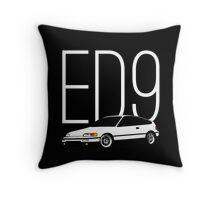 ED9 Throw Pillow