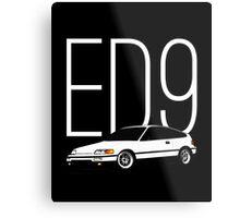 ED9 Metal Print