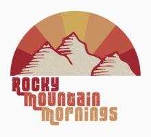 Rocky Mountain Mornings One Piece - Short Sleeve