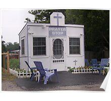 Prayer Stop Poster