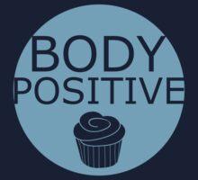 Body Positive (blue) Kids Clothes