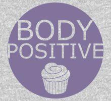Body Positive (purple) One Piece - Long Sleeve