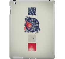 Melbourne Abstract iPad Case/Skin