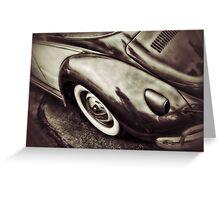 Classic Car 227 Greeting Card