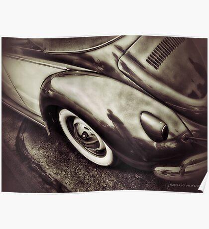 Classic Car 227 Poster
