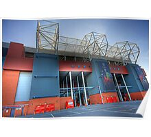 OLD TRAFFORD Poster