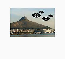 Aliens invade Cape Town Unisex T-Shirt