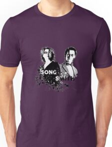 The Doctor & River Song  Unisex T-Shirt
