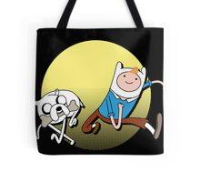 Tintin time Tote Bag