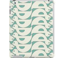 Bird pattern iPad case iPad Case/Skin