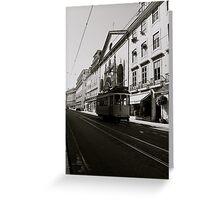Lisboa Greeting Card