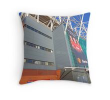 OLD TRAFFORD Throw Pillow