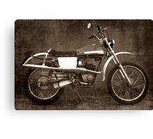 Moto Morini Canvas Print